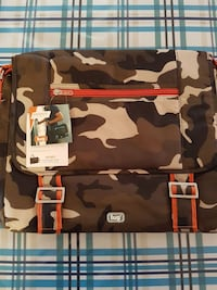 Lug messenger bag