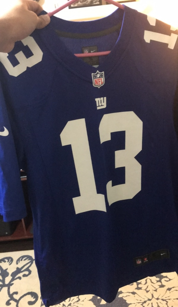 0b0fd6b70230b4 Used Odell Beckham size small jersey for sale in Orlando - letgo