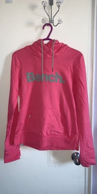 Bench pink hoodie sweater!