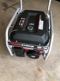 Generator - Like New 6,000 Watts  Alexandria, 22303