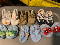 Infant shoes .10 each  Chesapeake, 23321