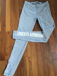 Under Armour grey Leggings  730 km