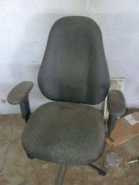 black and gray rolling chair Del City, 73115