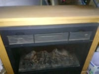 Very nice el fire place  90.00 obo Hagerstown