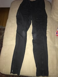 Size 0 black pants Mont-Royal, H4P