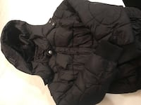 Leather H&M jacket, Black Zara Winter jacket (size 7-8), Under Armour hoodies (YS) Coquitlam, V3C