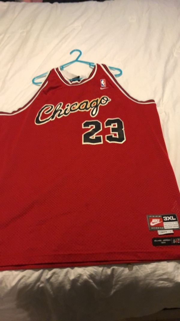 the latest bf839 3545f michael jordan chicago bulls jersey