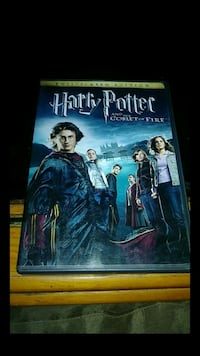 Harry Potter and the Goblet of Fire DVD case Apache Junction, 85120