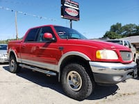 2001 Ford F-150 SuperCrew Crew Cab 139  XLT 4WD Fort Madison