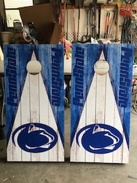 Custom made cornhole set York, 17408