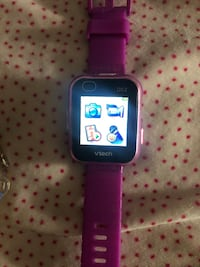 Vtech go pro and digital watch for kids