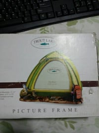 Camping Picture Frame.   Capture those memories