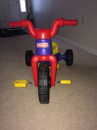 toddler's purple and yellow trike Barrie, L4N 8S9