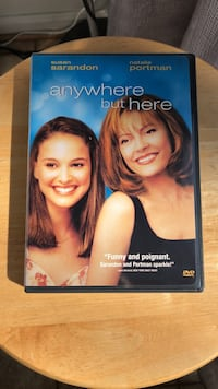 Anywhere But Here DVD Movie Laurel