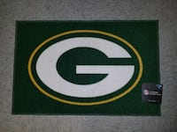 Brand new licensed NFL Green Bay accent rug 19x30 West Chicago, 60185