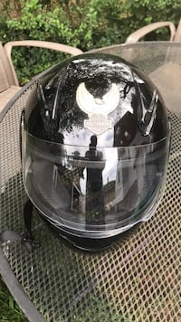 Harley Davidson Black full-face helmet New Haven, 06512