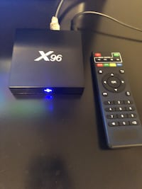 X96 - 4K Android Box Whitchurch-Stouffville, L4A