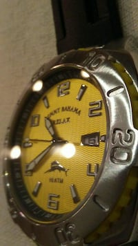 TOMMY BAHAMA MENS WATCH GREAT GIFT FOR ANYONE