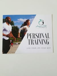 Personal Training & Nutrition Coaching Alexandria, 22304