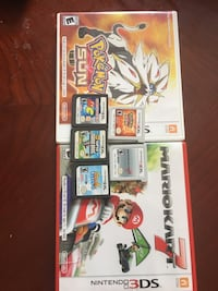 Nintendo 2ds xl with charger and games Glen Allen, 23060