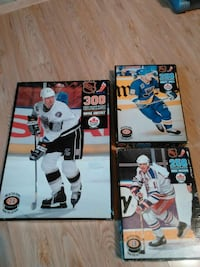 1992 NHL HOCKEY Puzzles ProAction Series $30 London
