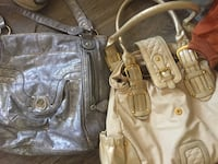 beige and gray leather bags Reno, 89502