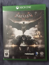 Batman Arkham knight In perfect condition no scratches or smudges Edmonton, T6K 3N4