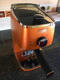 Cafetera DeLonghi Distinta 15 bar Madrid, 28021