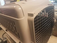 Medium size Dog crate Used for about 3 weeks Abbotsford, V2T 4H6