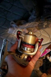 shakespear fishing reel