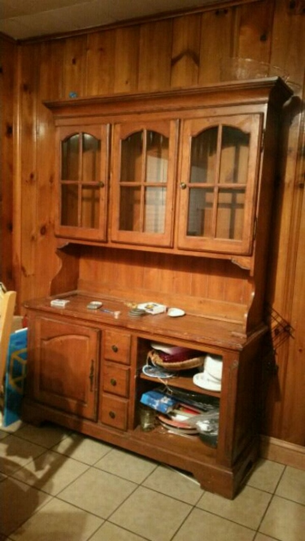 Used Beautiful Drexel Heritage China Cabinet For In Lynbrook