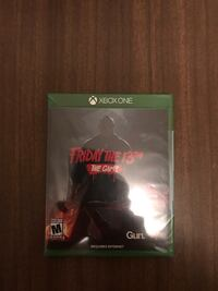 Friday the 13th Xbox one Chicago, 60639