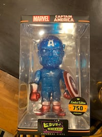 Marvel True Blue Captain America Hikari Limited Edition 750 pcs