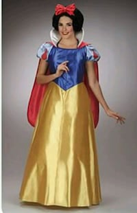 Disney Snow White adult costume size 6 Tucson, 85712