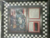 Dusty Wallace plaque tire piece limited edition Port St. Lucie, 34983