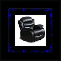 Black recliner chair Washington, 20018