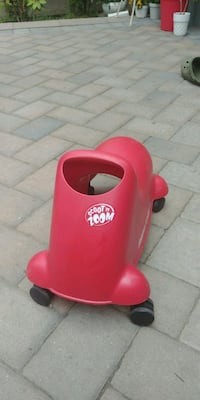 Scoot and Go RADIO FLYER RED
