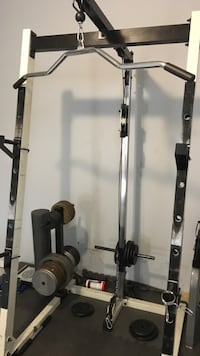 Weights and strength and conditioning set- NEGOTIABLE Woodbridge, 22193