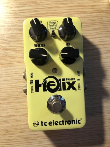 TC Electronic Helix Phaser&Flanger Pedalı aeec3567-952f-4713-bb01-305adad94e37