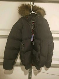 black zip-up parka jacket Colorado Springs, 80923