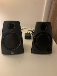 Logitech desktop speakers Germantown, 20874