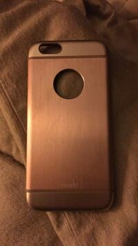 Moshi iPhone 6/6s rose gold/silver case