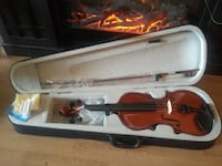 Violin brand new never used full size Port Coquitlam