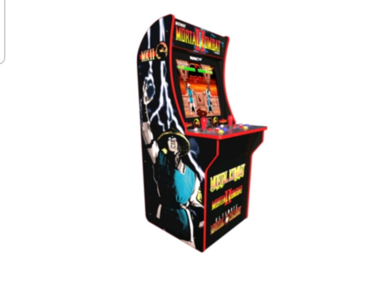 Mortal Kombat Arcade 4ft 2