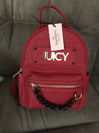 Juicy Couture backpack/purse London, N6M 1J4