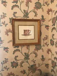 Tea cup framed picture  Westerville, 43081