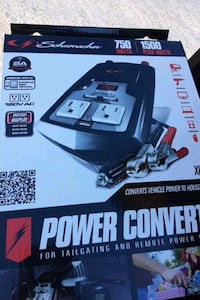 New power converter was a gift now another person's gain