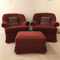 Individual Sofa Chairs (2) Clarksville, 21029