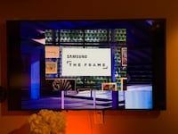 "Samsung The Frame tv 65"" Arlington"