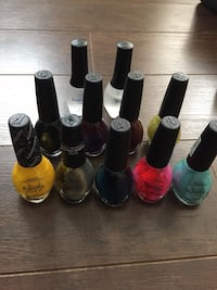 Nail polish in like new condition O.P.I Innisfil, L9S 2K7